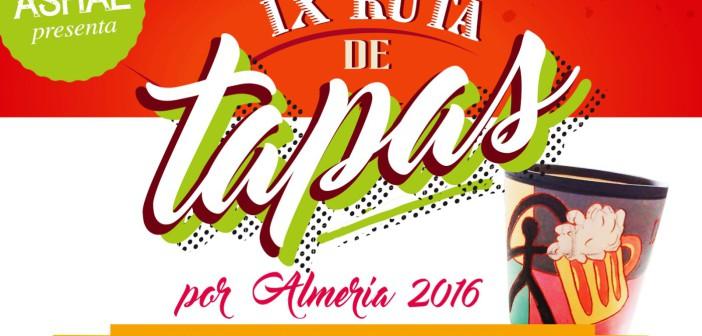 Ruta de Tapas por Almería 2016