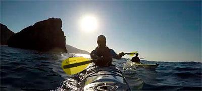 Kayak en Cabo de Gata - Rutas guiadas
