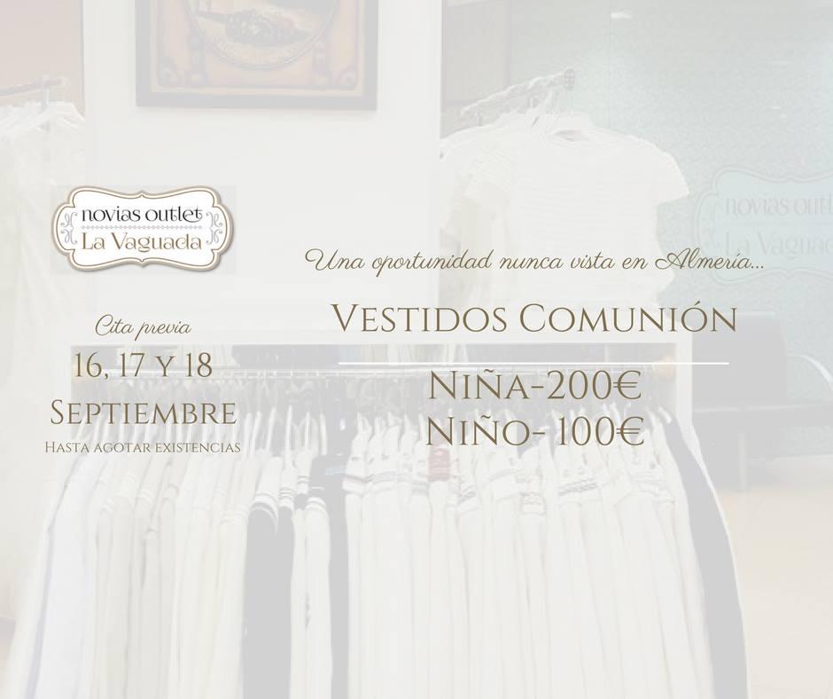 Vestidos de comunion en almeria baratos