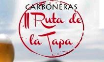 RUTA DE LA TAPA CARBONERAS 2016