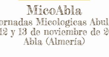 XII MicoAbla Jornadas Micológicas