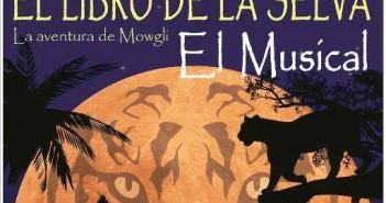 """""""El Libro de la Selva"""" El Musical en Almería"""