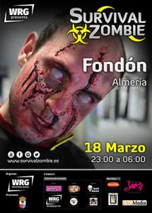 survival zombie fondon 2017