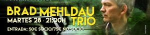 Brad Mehldau Trio en Clasijazz