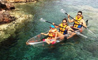 Kayak Cristal Almería