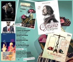 jornadas siglo de oro almeria 2017