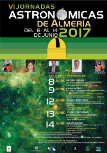 jornadas astronomicas almeria 2017