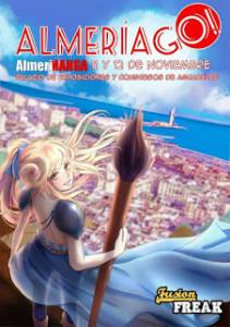 II Salón del Manga AlmeriaGO!