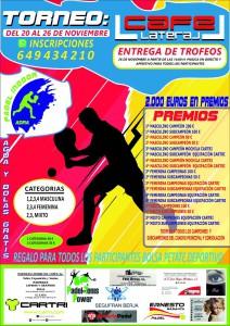 Torneo Padel ADRA
