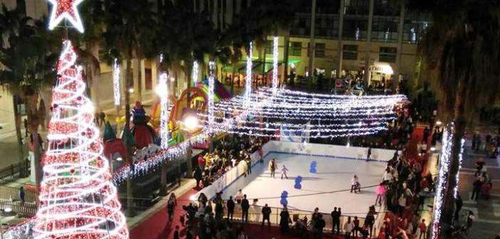 """Este diciembre pistas de hielo y atracciones con """"Little Park"""""""