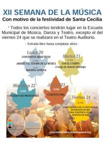 semana de la musica Roquetas de Mar.