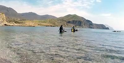 Bautismo de Buceo en Cabo de Gata, Almería