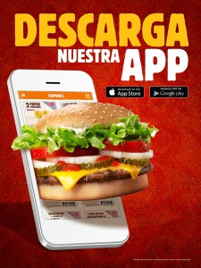 Burguer King descarga