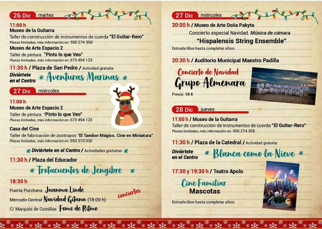 Programa+Navidad 26 al 28