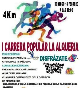 Carrera Alqueria