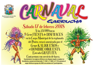 Garrucha Carnaval 2018