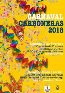 carnaval carboneras 2018