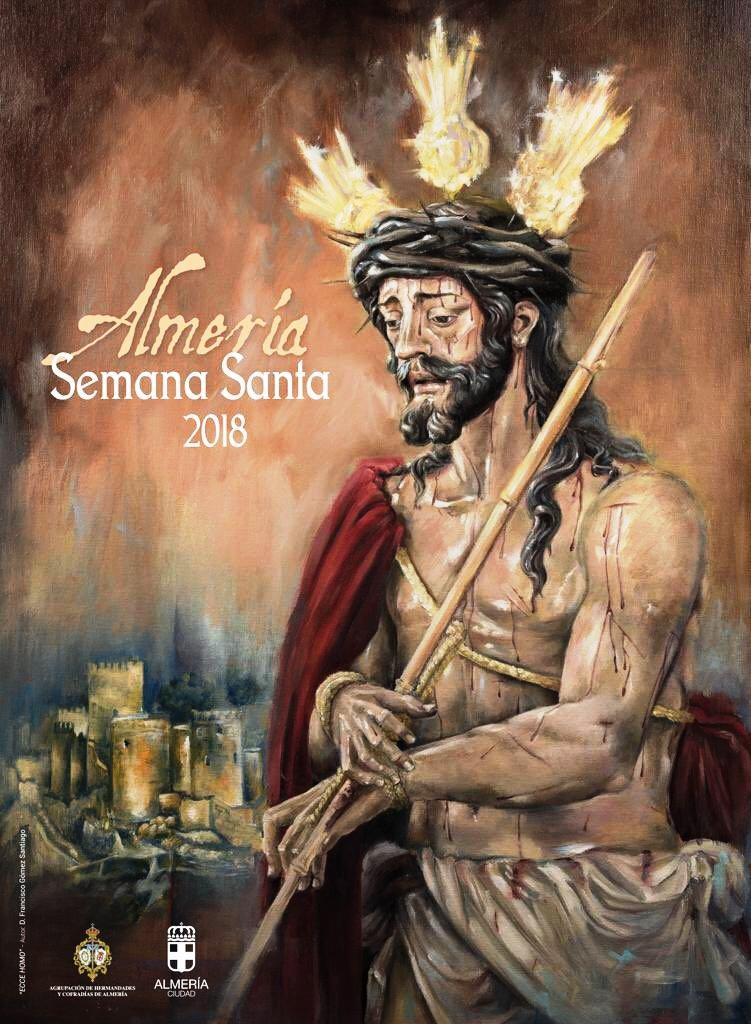 semana santa Almería 2018
