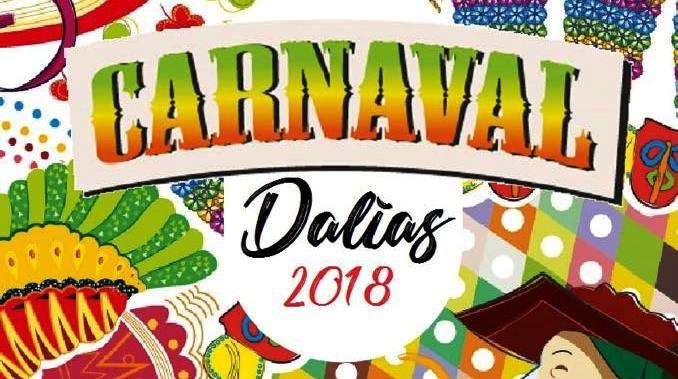 Dalias - Carnaval 2018