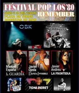 festival pop 80 remember