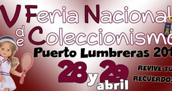 IV Feria de Coleccionismo Puerto Lumbreras
