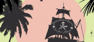 desembarco pirata san jose 2018