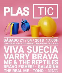 plastic festival 2018