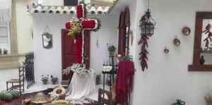 Cruces de Mayo en Almería