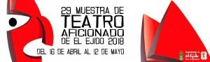 Muestra de Teatro Aficionado de El Ejido 2018