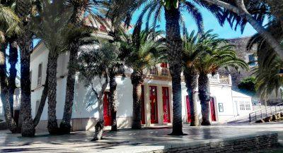 Teatro Casa de la Música Carboneras