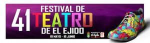 XLI Festival de Teatro de El Ejido