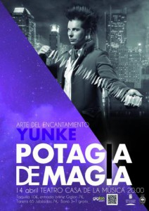 Yunke Potagia de Magia