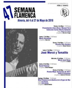 47 Semana Flamenca - Peña El Taranto