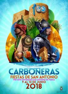 Carboneras Fiestas de Moros y Cristianos 2018