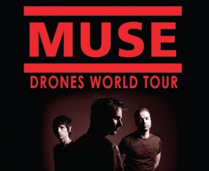 MUSE Drones World Tour yelmocines