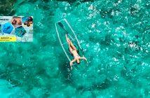 Kayak de Cristal en Cabo de Gata - Almería