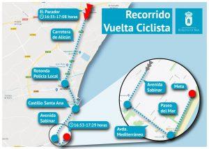 Vuelta Ciclista España 2018 en Almería