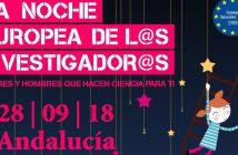 La Noche Europea de los Investigadores en Almería 2018
