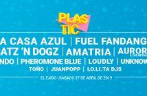 Festival de Música PLAS TIC FESTIVAL 2019
