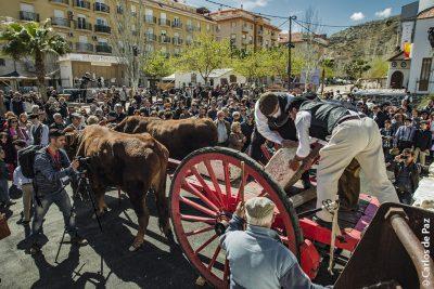 """Recreación Histórica """"Canteros y Caciques en la Lucha por el Mármol"""" 2019"""