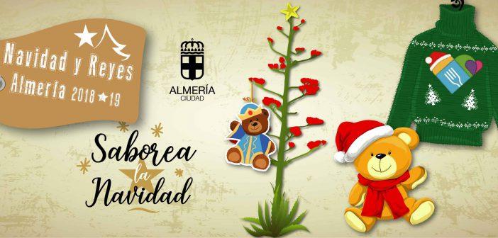 """""""Saborea la Navidad"""" en Almería"""