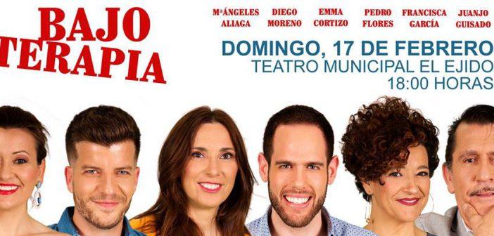 """Teatro """"Bajo Terapia, San Juan Teatro"""""""