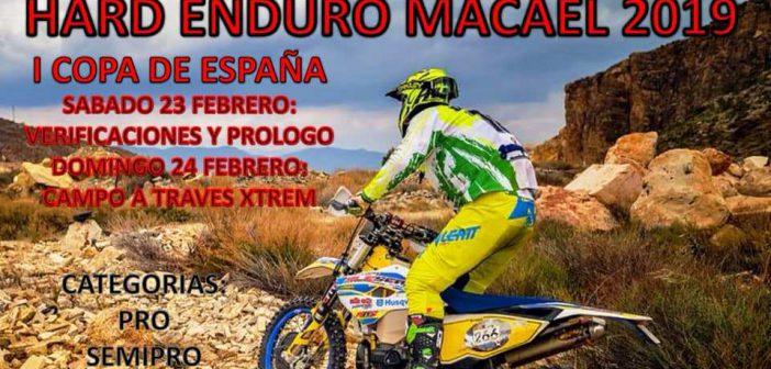 Hard Enduro Macael- 1ra Copa de España