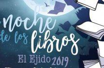 La Noche de los libros El Ejido 2019