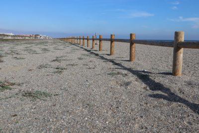Roquetas de Mar en Invierno