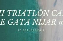 Triatlón MD Cabo de Gata Níjar 2019