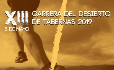 Maratón del Desierto de Tabernas 2019