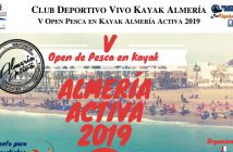 "V Open de Pesca en Kayak ""Costa de Almería"""