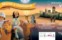 VI Desfile de Moros y Cristianos de Vera 2019