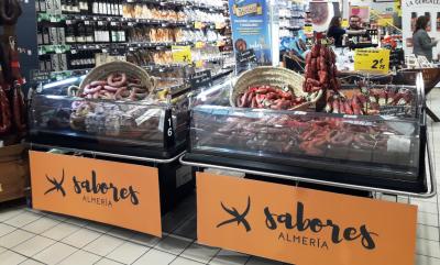 """""""Sabores Almería"""" protagonista de los Hipermercados Carrefour"""